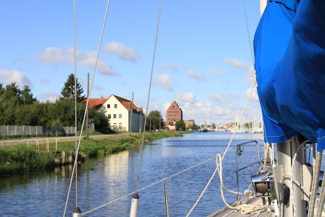 Zurück in Greifswald