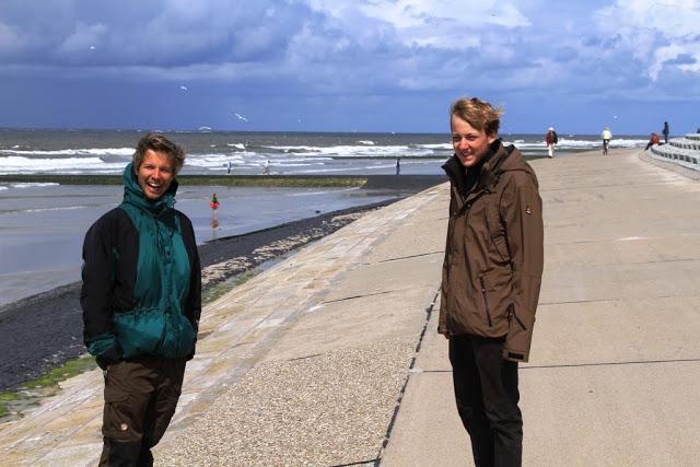 Eingeweht auf Norderney