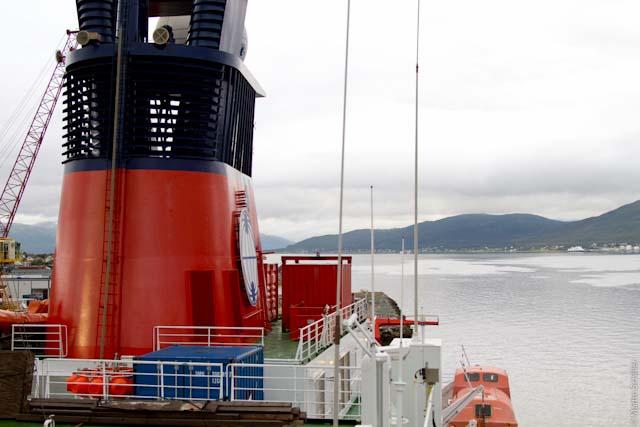 Es geht los – Tromsoe