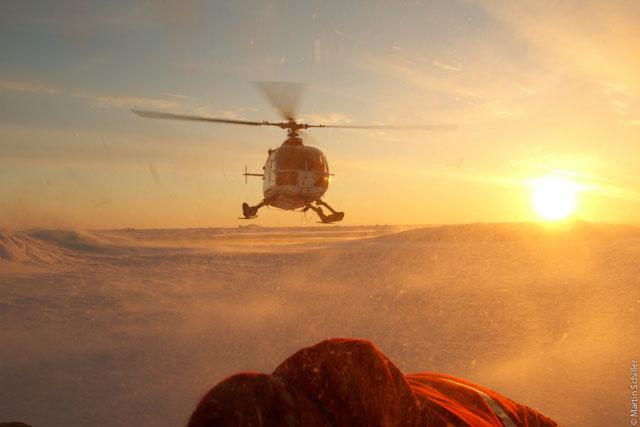 Arktische Ruhe