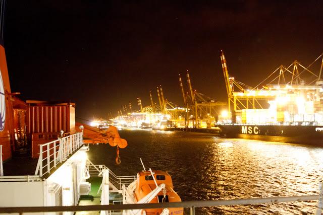 Polarstern zurück in Bremerhaven