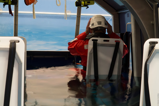Helicopter Underwater Escape Training incl. EBS