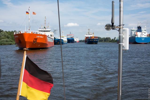 Nordsee – NOK – Ostsee