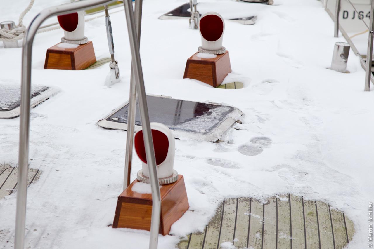 Winter, Eis und Schnee