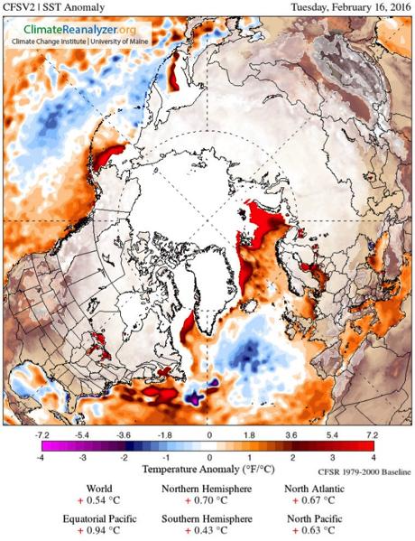 Expedition verschoben – extreme Wärme in der Arktis