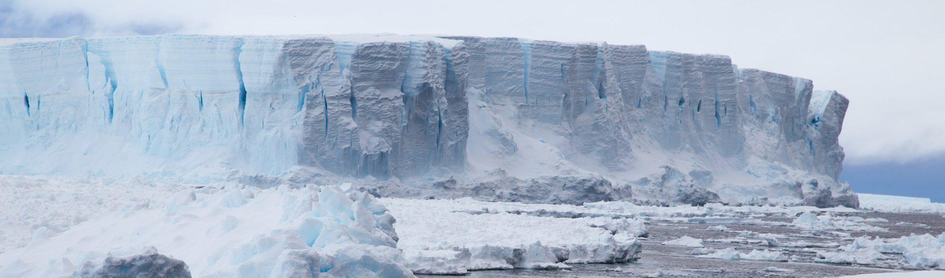 Antarktisexpedition – Zusammenfassung und Bilder
