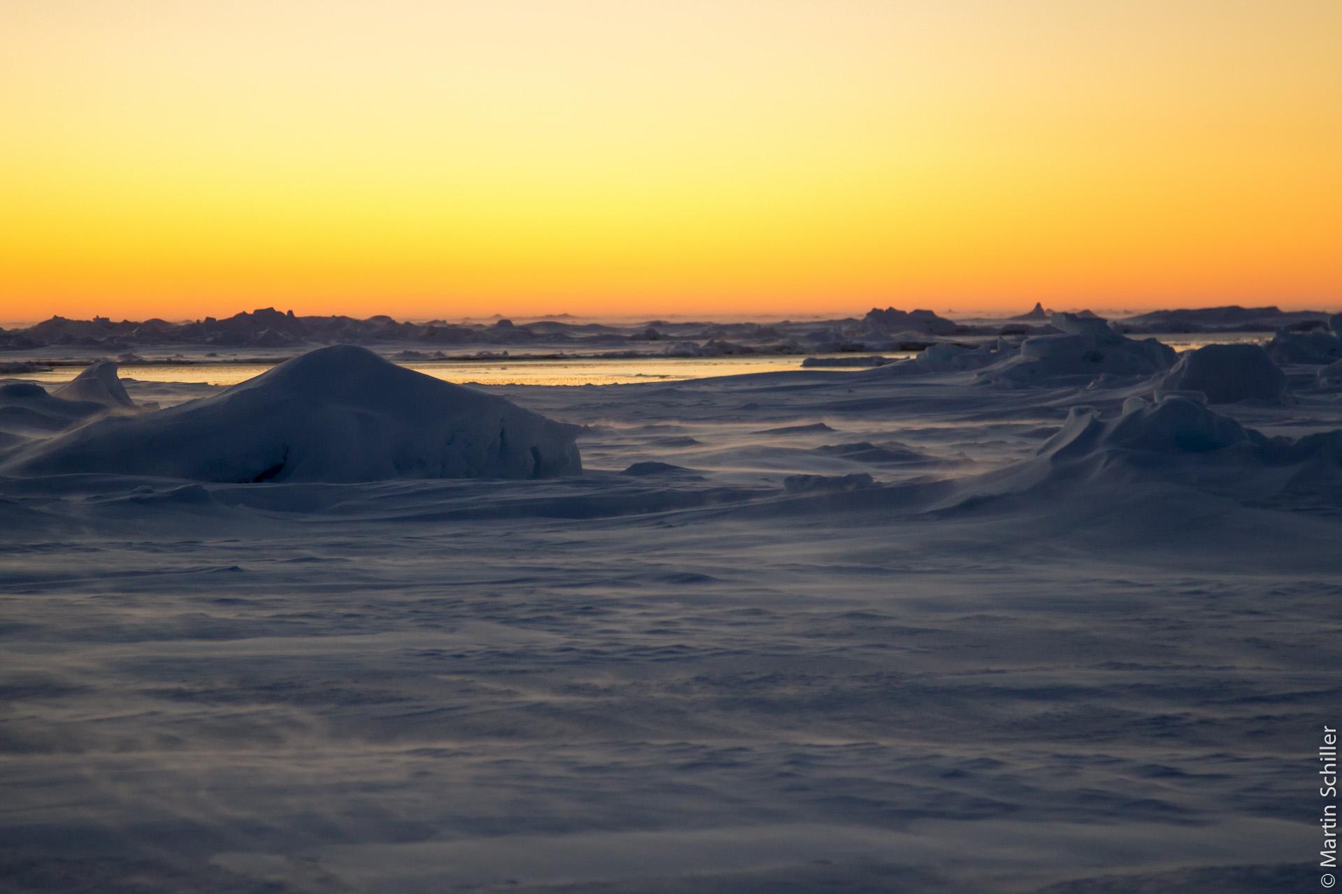 Polarnacht – wenn die Arktis dunkel wird