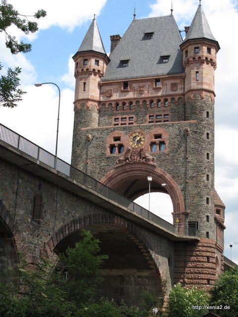 Erste Erfahrungen mit dem Rhein