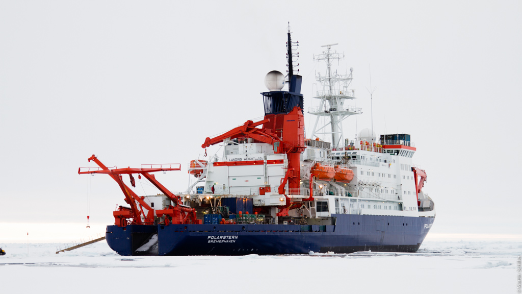 Bilder Arktischer Ozean 2012