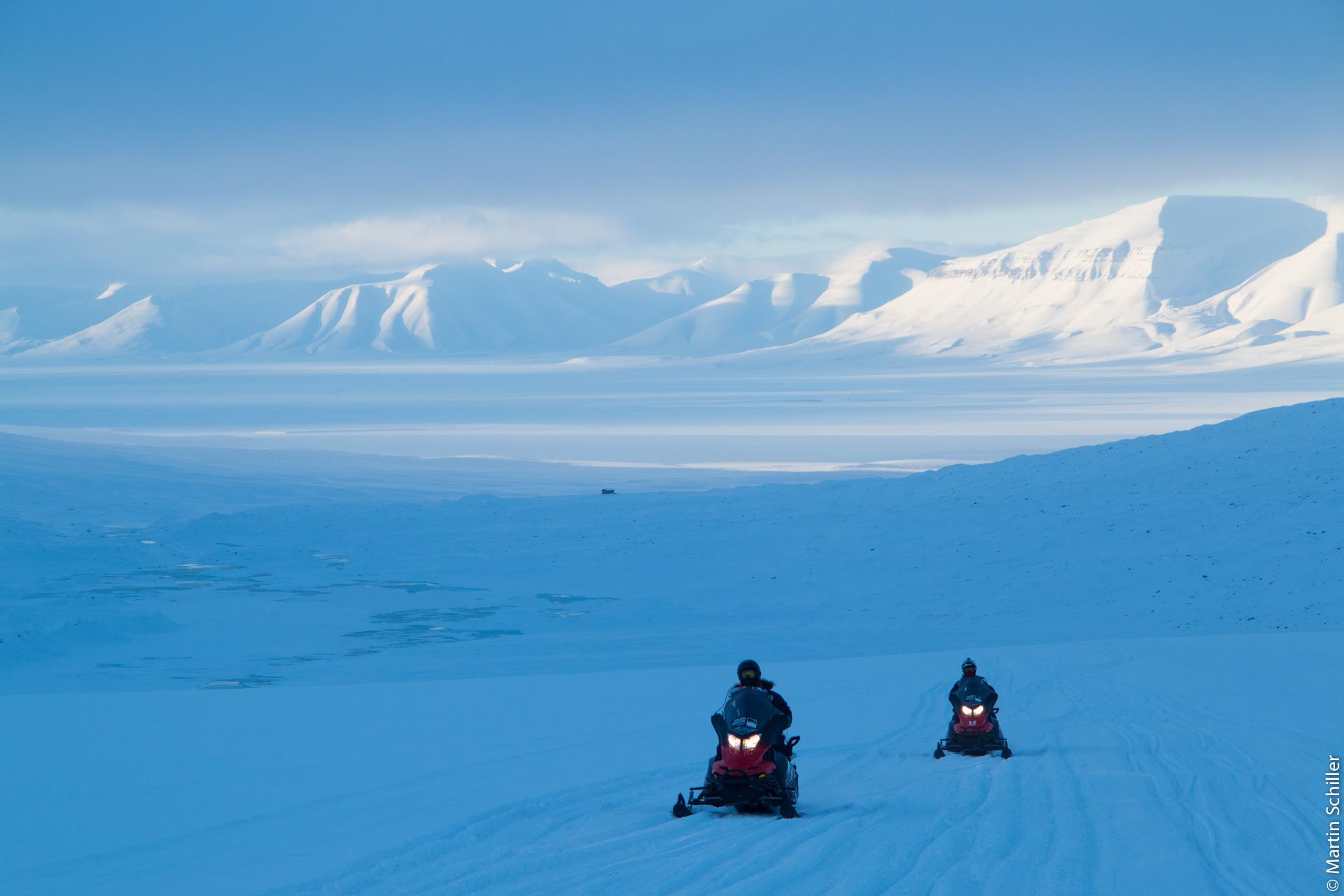 Svea – Mijenfjorden Svalbard