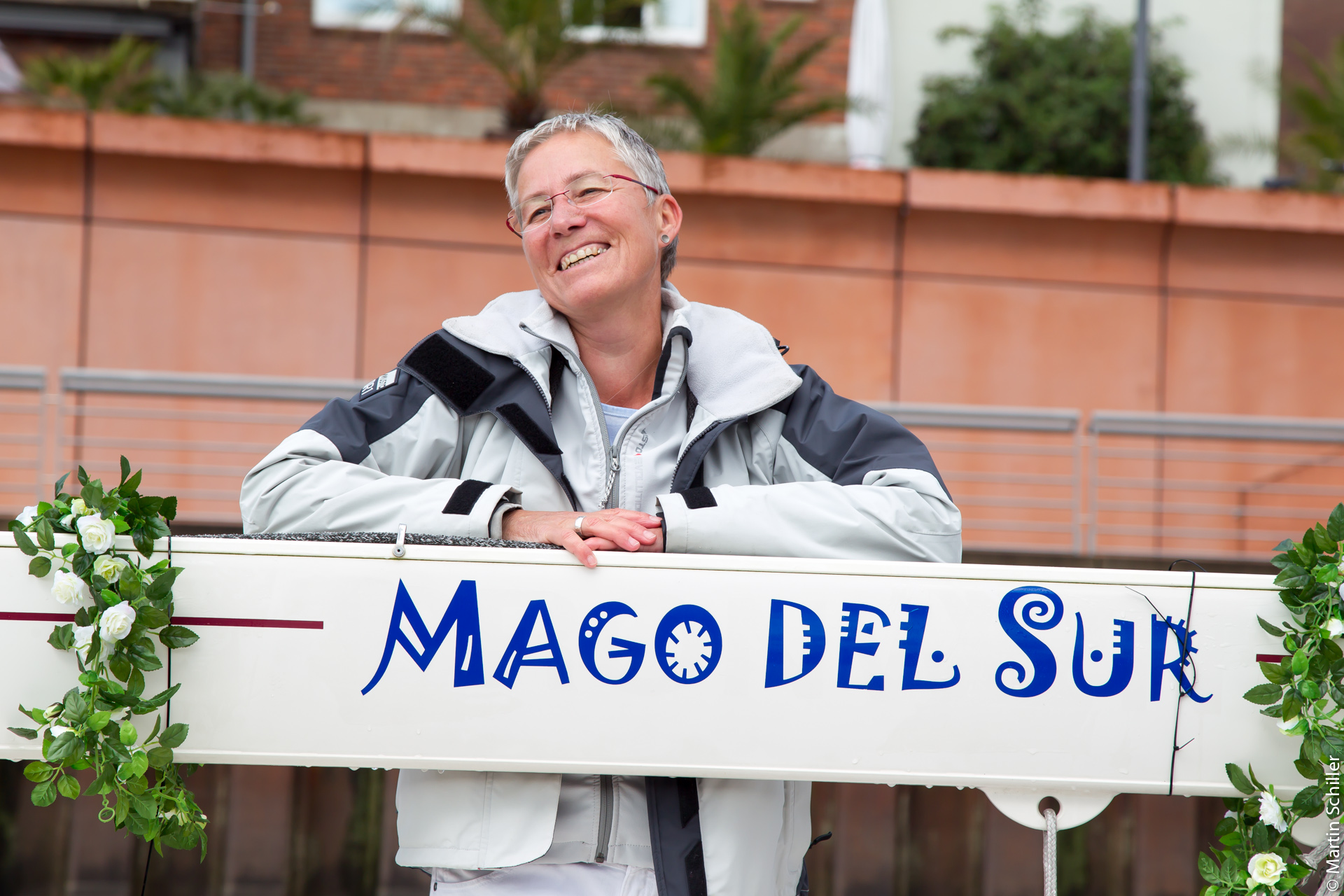 Segelyacht MAGO DEL SUR auf Langfahrt