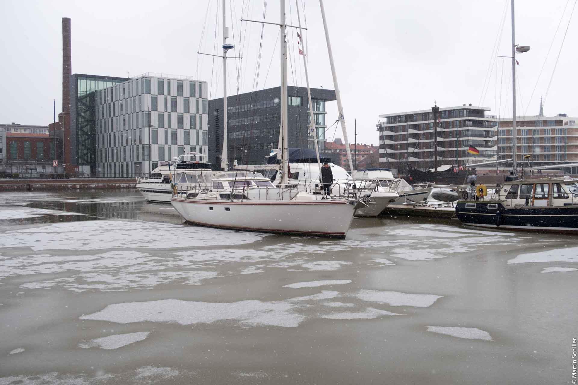 Winter – Hafenstimmungen
