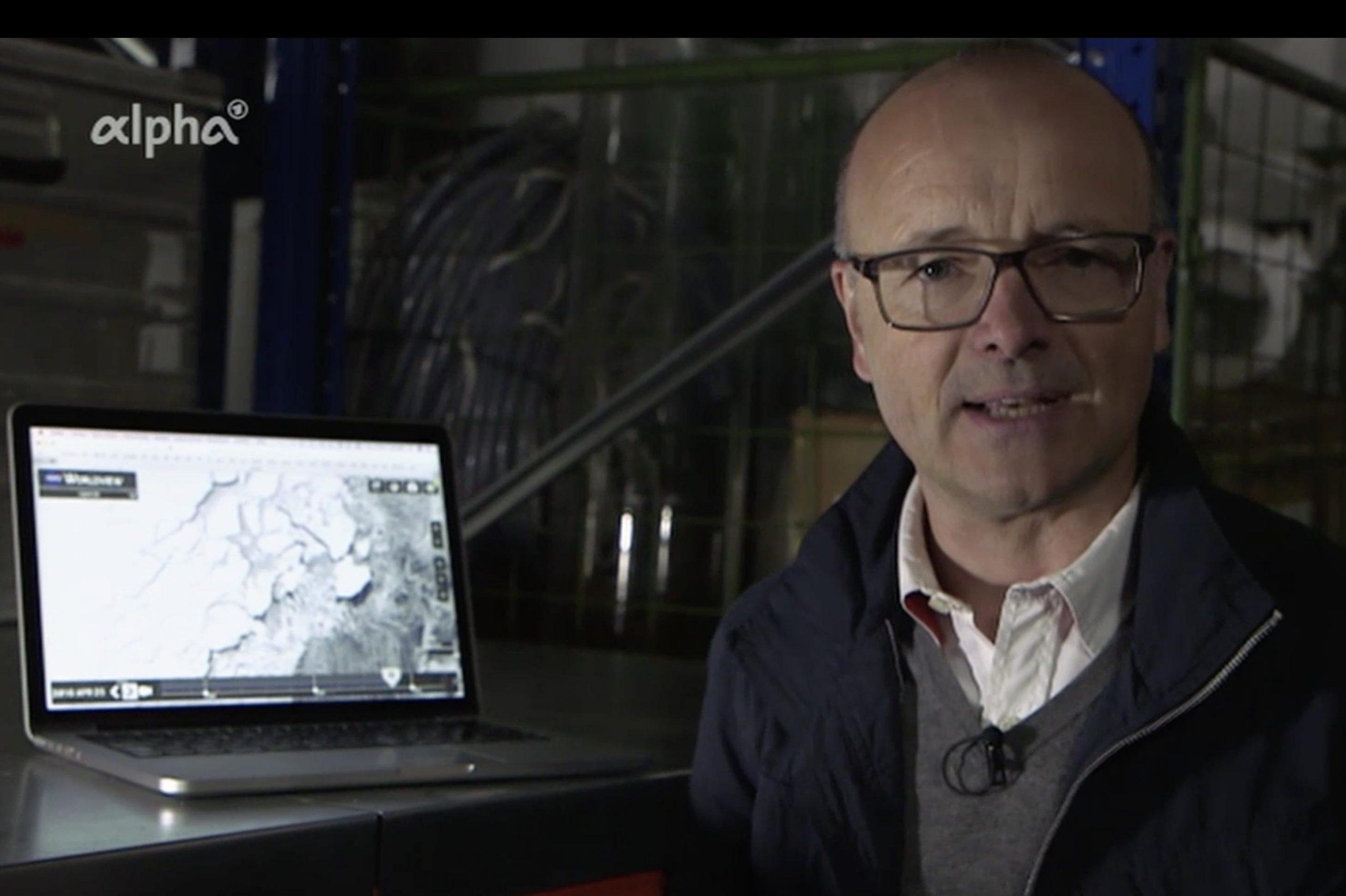 Der Nordpol schmilzt – Schwanke meets Science