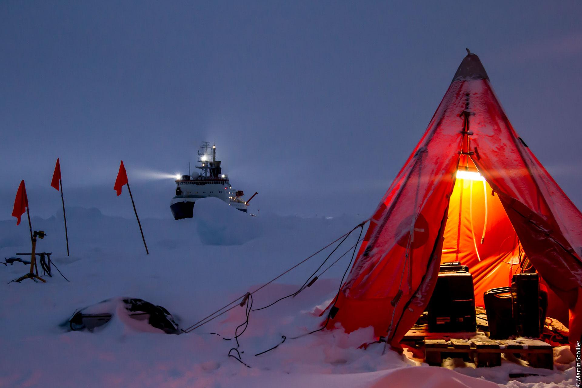 Bald startet die MOSAiC Expedition