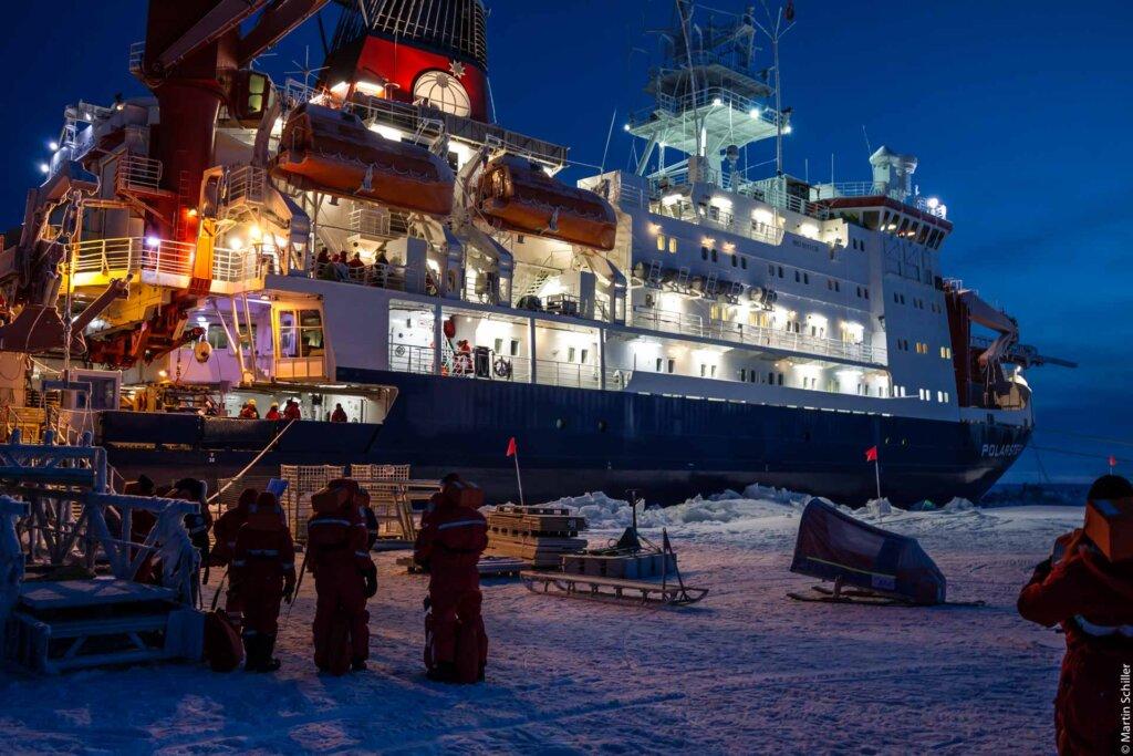 """""""Expedition Arktis"""" im ARD"""