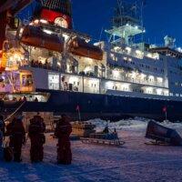MOSAiC Expedition – wir sind gut im Zeitplan