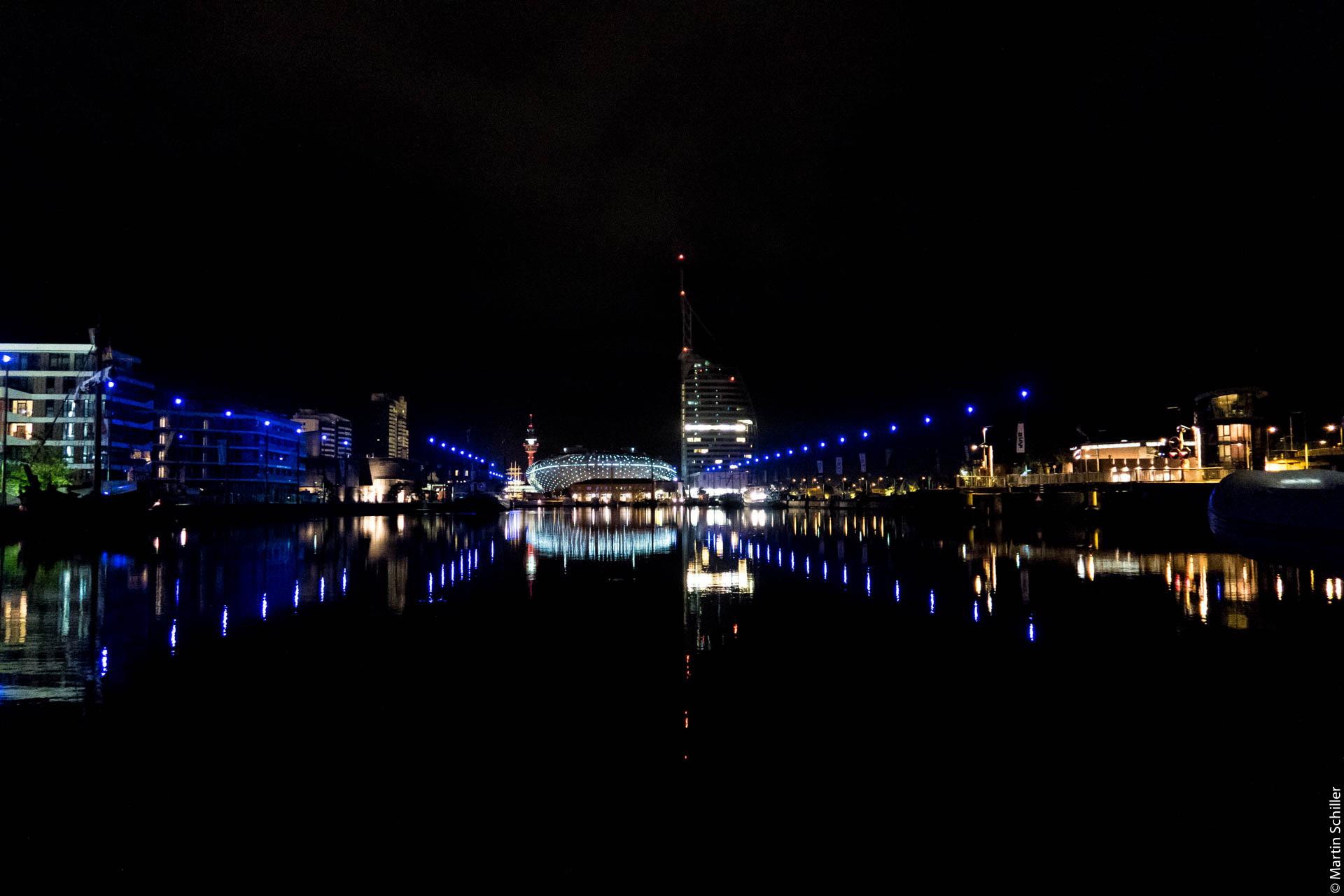 Wieder in Bremerhaven