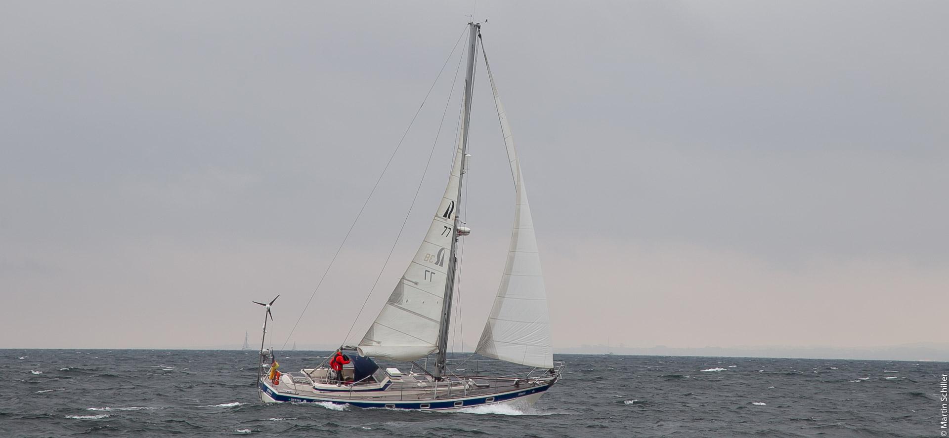 Segelyacht XENIA II
