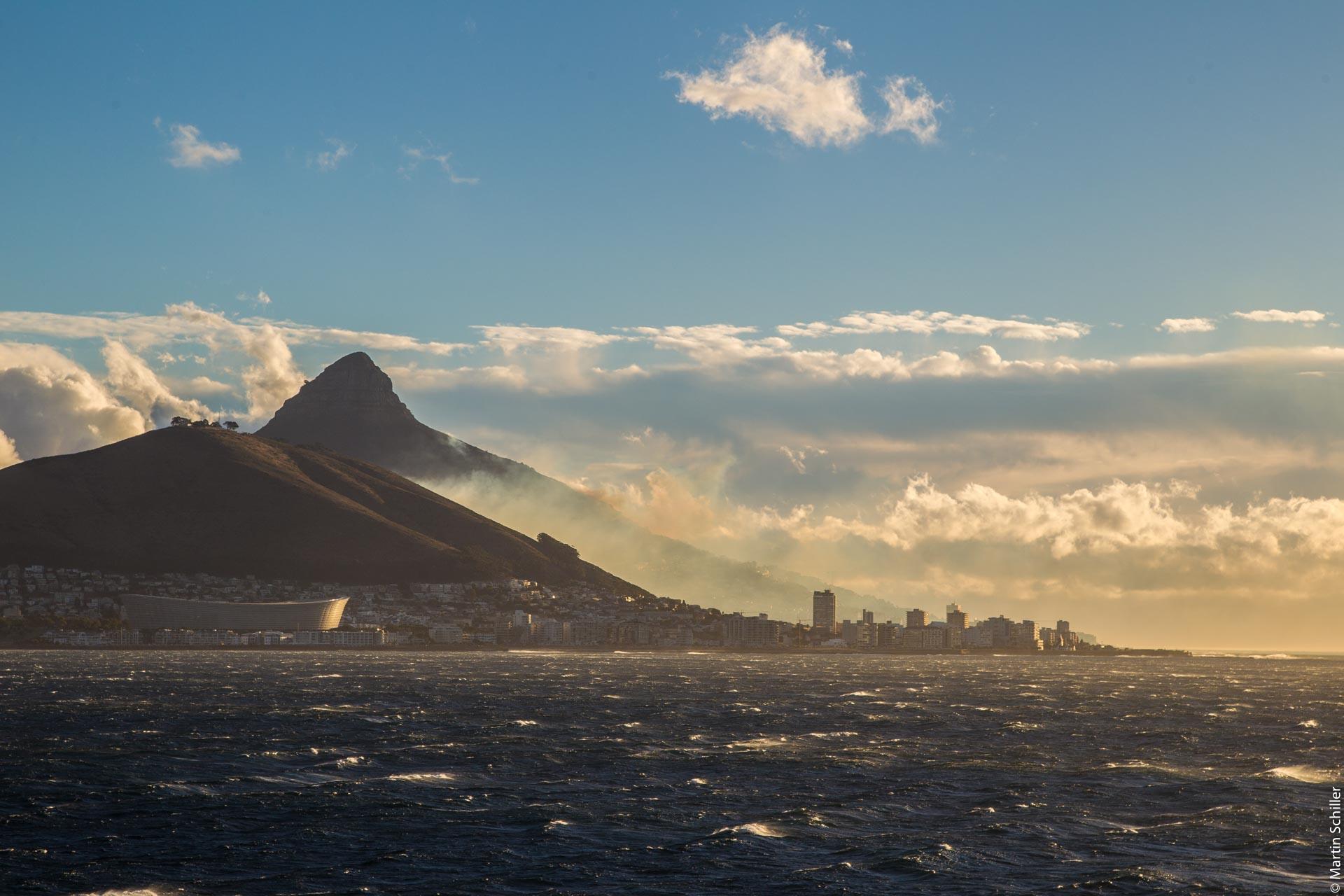 Haben Verbesserungen der Luftqualität einen Einfluss auf den Klimawandel? (FAQ 8.2)