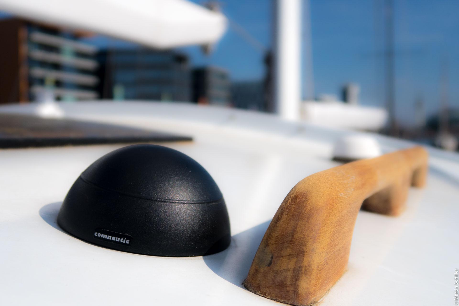 EDV-Konzept der Segelyacht INFINITY